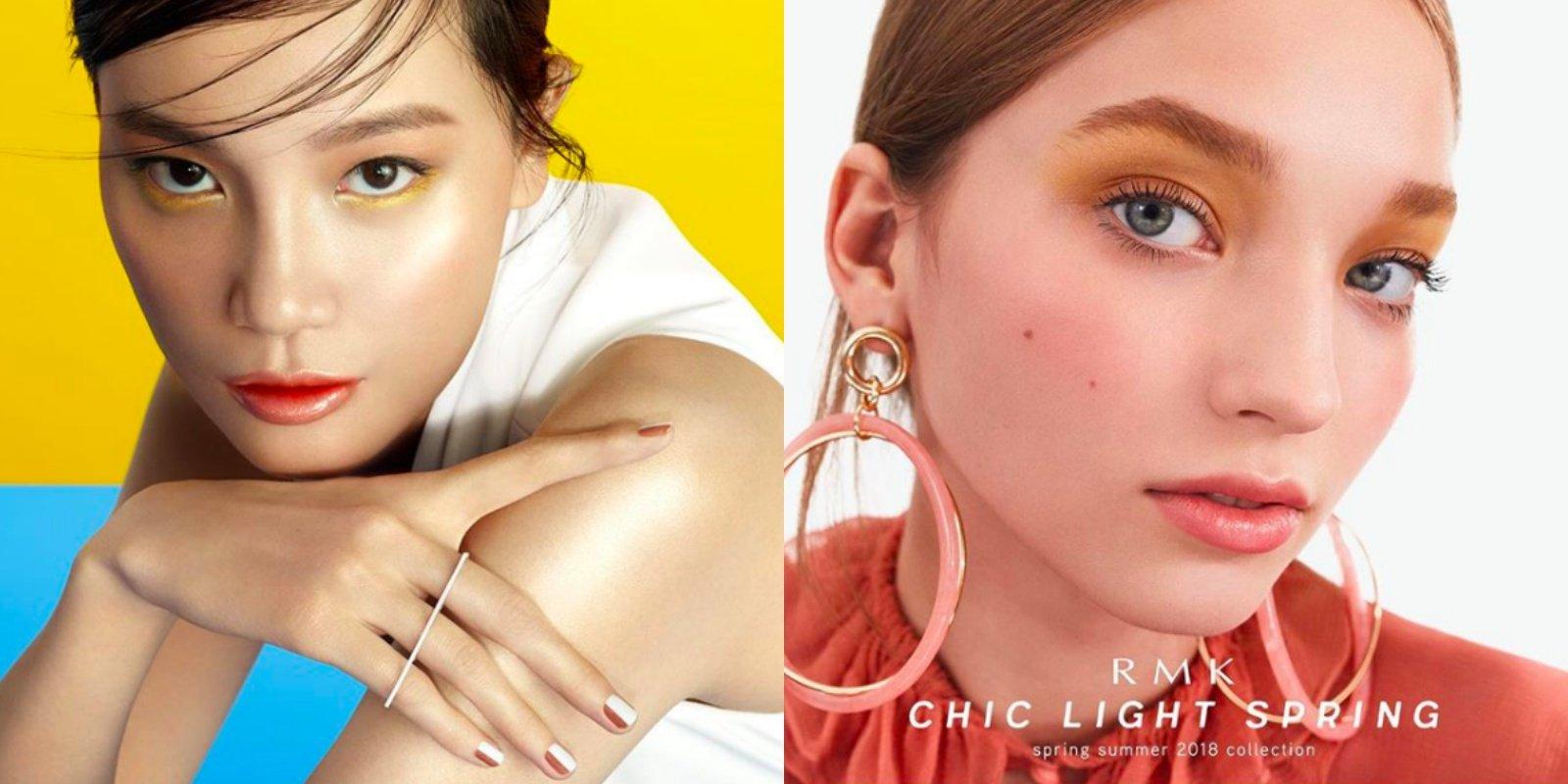 黄色眼影也可以很仙!RMK、SUQQU 黄眼影竟然在日本卖到缺货!