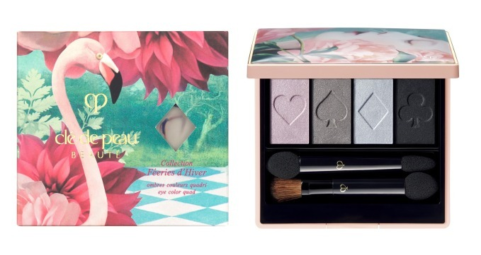 超精美!日本肌肤之钥限量彩妆包装上竟然「爱丽丝梦游仙境」的插画!
