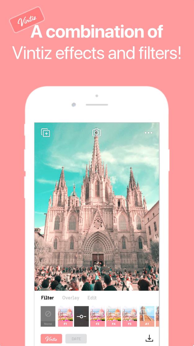 08/06限时免费App特辑:用《Vintiz Firenze》让风景照更加美丽吧!