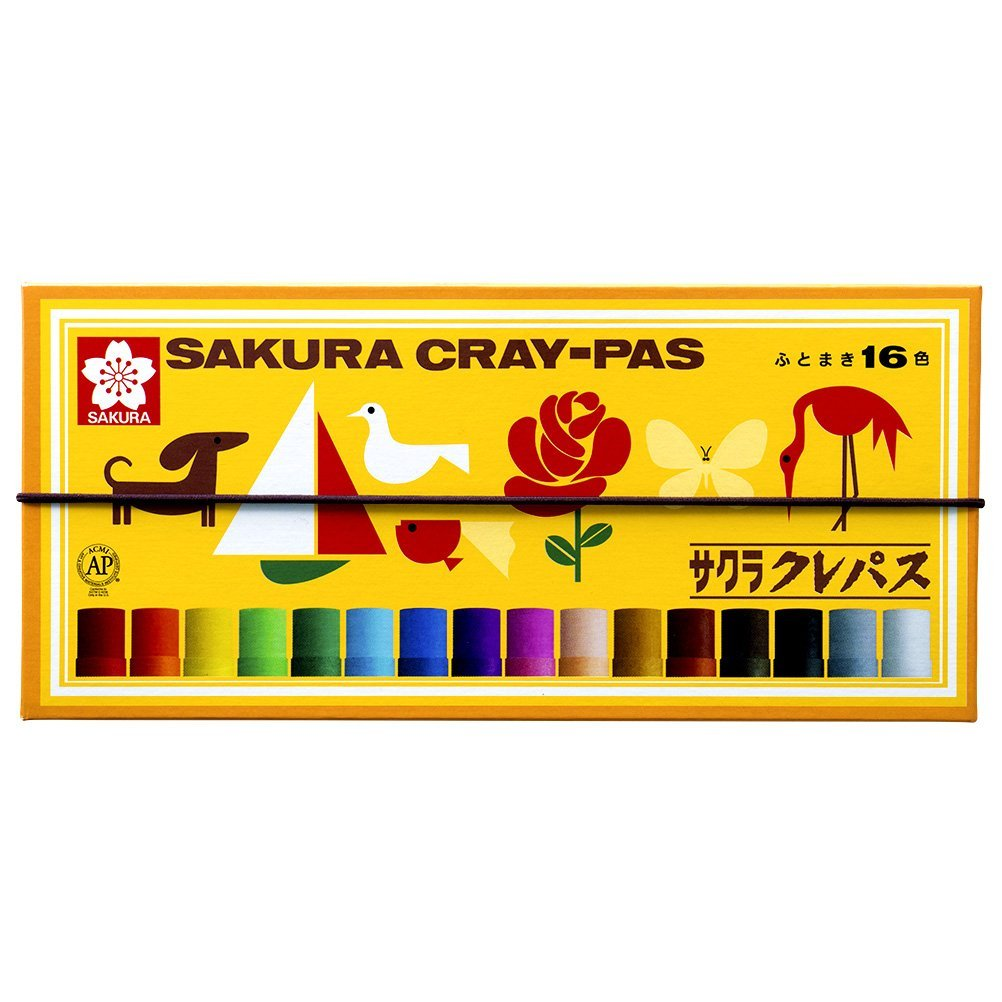 复古蜡笔风可爱到手表上!日本老牌SAKURA蜡笔萌度爆表商品公开