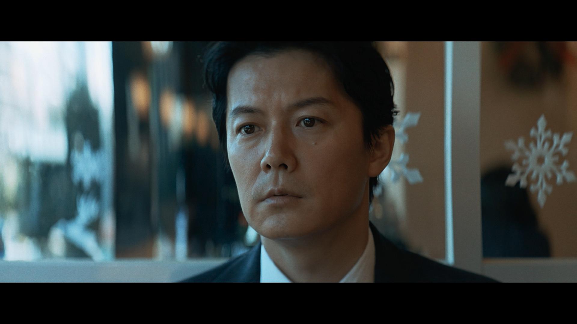 福山雅治和役所广司的心理攻防战!是枝裕和《第三次杀人》首次挑战法庭心理戏