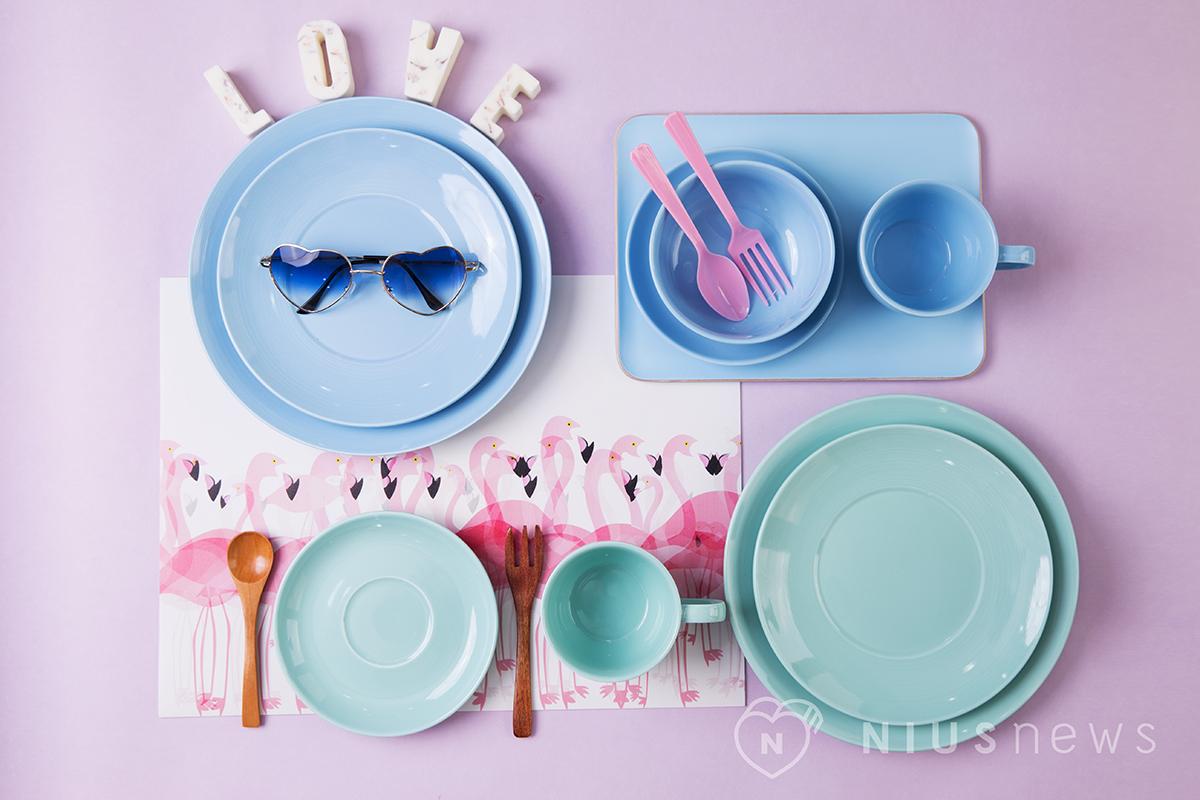 直击4款潮流女孩的高颜值餐桌!每日三餐的桌上品味决战妳的时尚伸展台