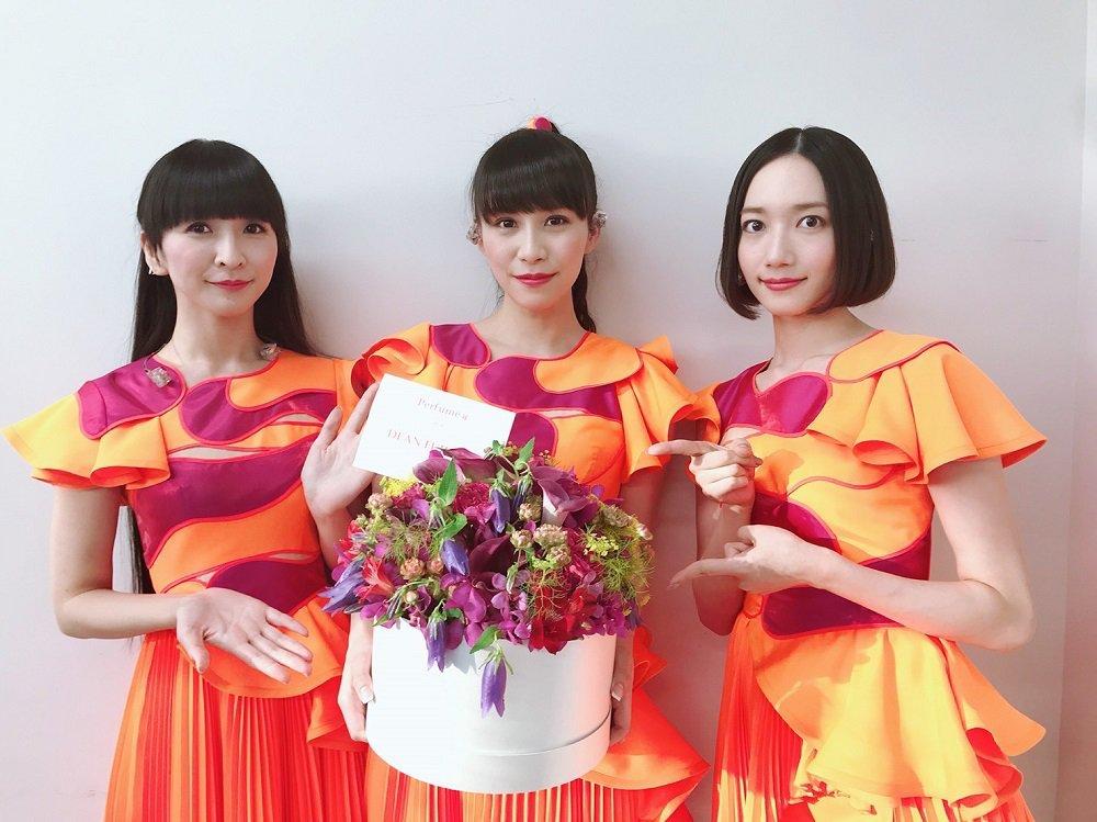 """""""香民 """"准备朝圣!电音界女神团体Perfume三度来台开唱!"""