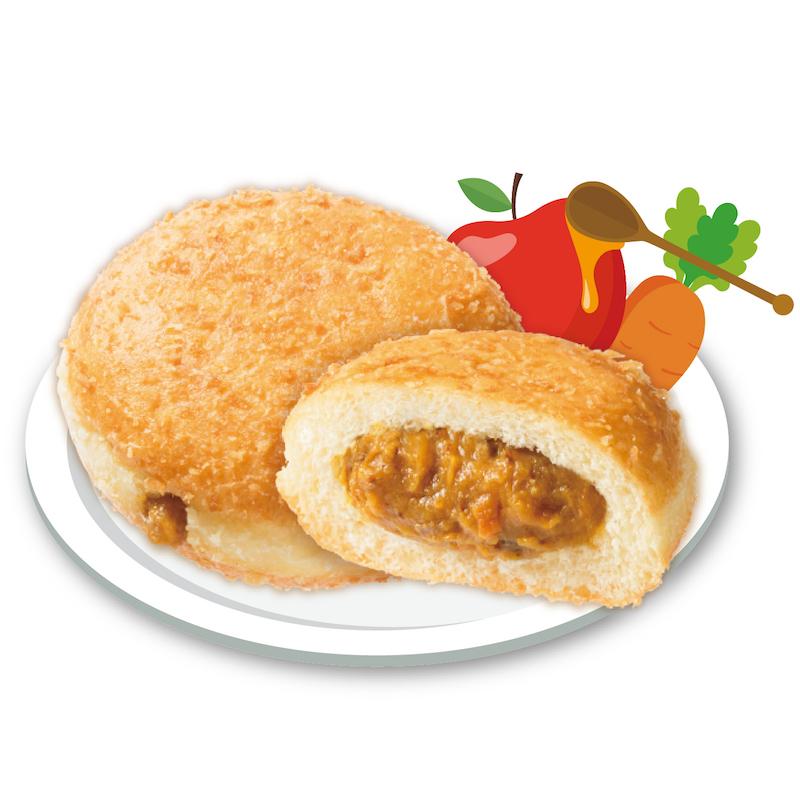 甜甜圈配上咖哩意外开胃?!Mister Donut创新推4款「夏日咖哩季」鹹口味