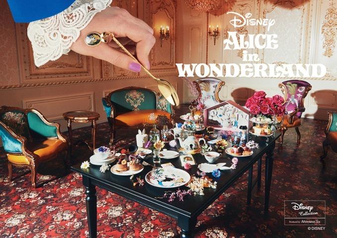 欢迎参加爱丽丝的奇幻派对!迪士尼×日本Afternoon Tea烧光你荷包