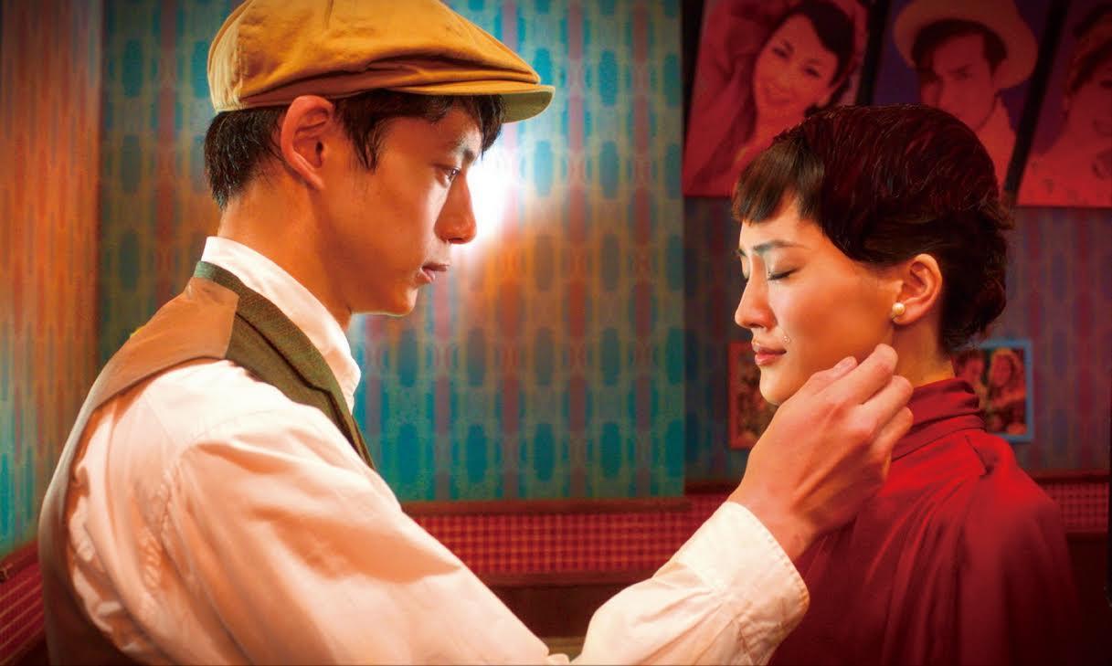 """今夜在浪漫 与你相遇!"""" 民男友 """"坂口健太郎5/6访台确定啦~"""