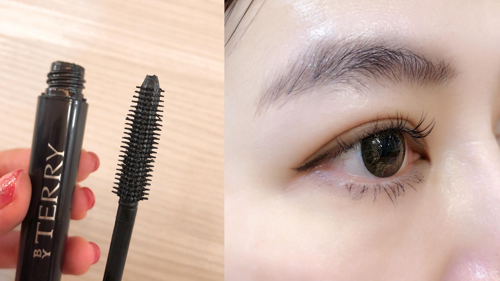 妆效媲美假睫毛!BY TERRY智慧型「专业完美纤浓睫毛膏 」让妳越刷越长
