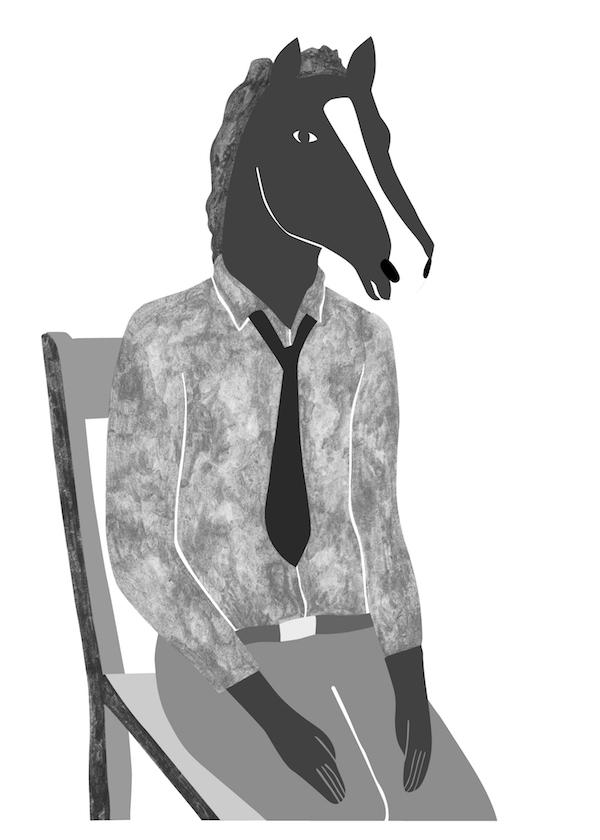 【职场人身之做牛做马折学】