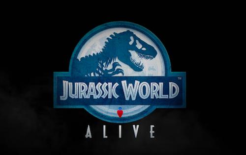 今年将掀起一波「抓恐龙」热潮?AR手游《Jurassic World Alive》春季震撼登场!