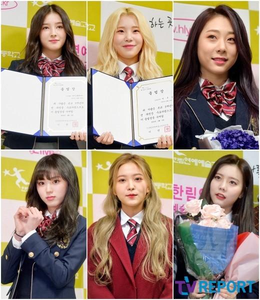 """原来是毕业照?还以为是拍CF!颜值逆天的""""韩女团高中毕业照 """"10年后看也不尴尬"""