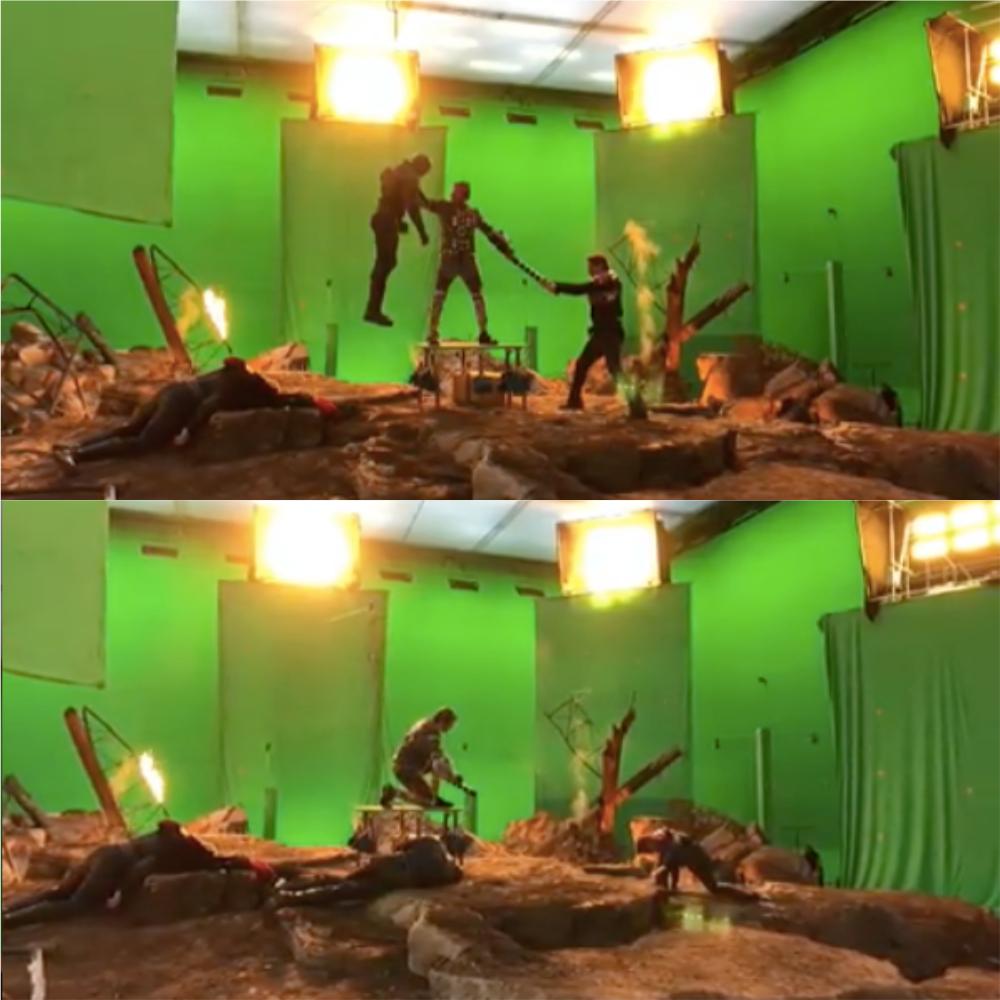 《复仇者联盟4》小劳勃道尼上传超暗黑结局!钢铁人、索尔、美国队长都被萨诺斯击倒   爆米花小姐 - 妞新闻 niusnews -1000