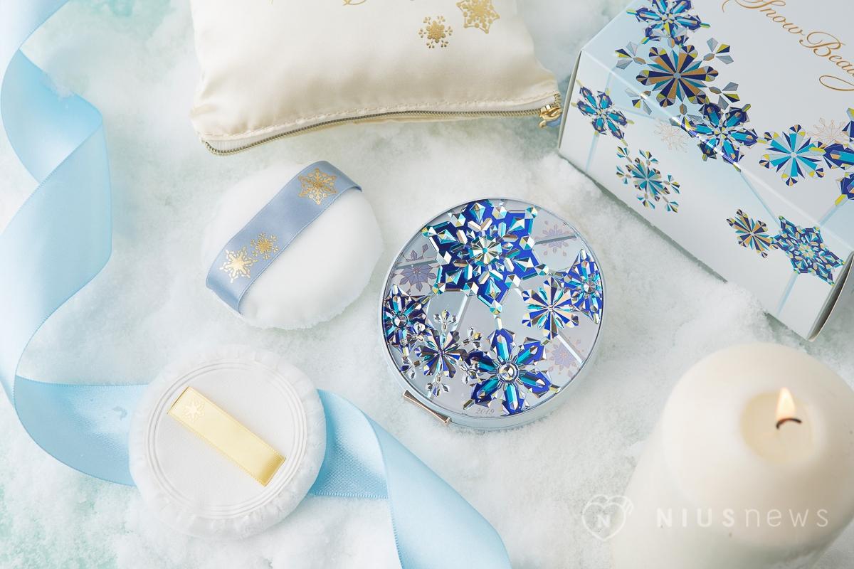 資生堂Snow-Beauty限量莫斯科雪國心機香氛魔法盒蜜粉
