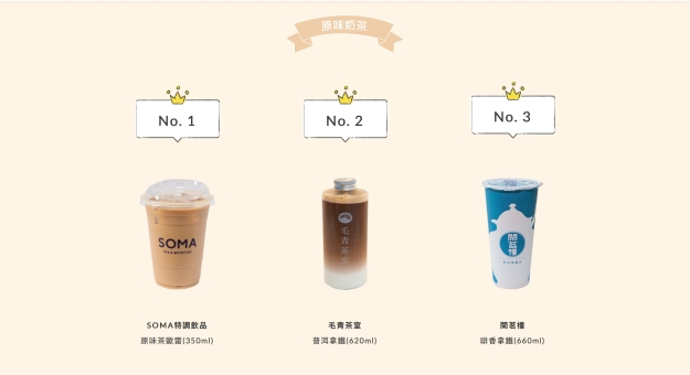 原味奶茶賞-2019台灣奶茶節