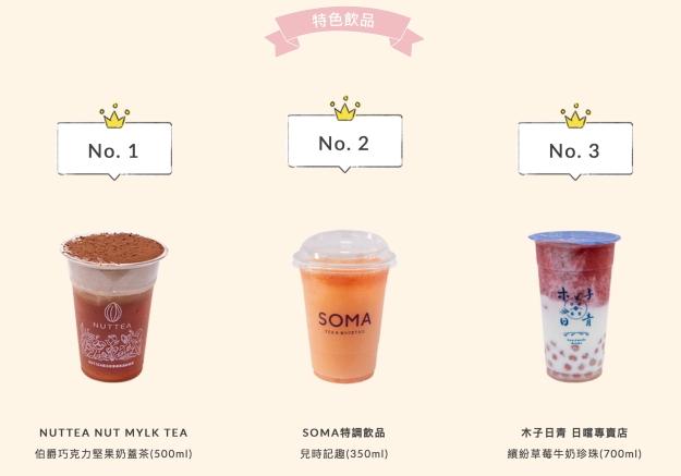 特色飲品賞-2019台灣奶茶節