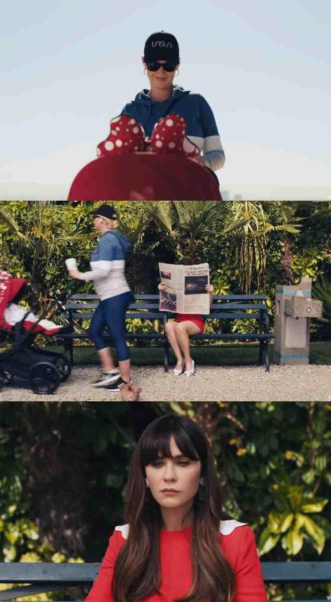 像到连外星人都认错!《恋夏500日》「夏天」客串凯蒂佩芮MV惨被绑架