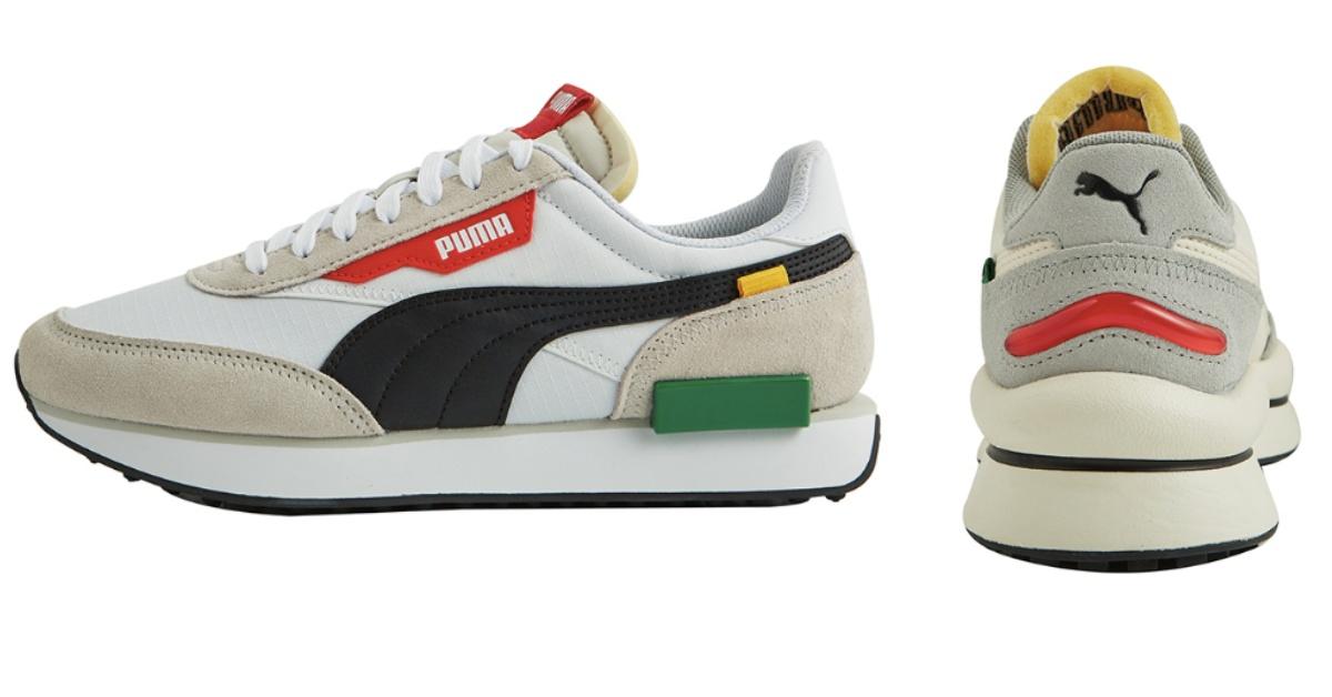 puma 厚底 鞋 版 型