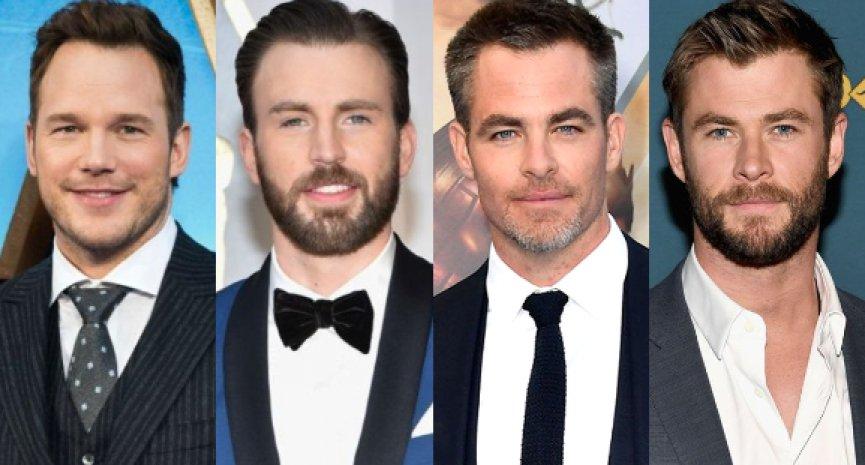 好莱坞「4大克里斯」谁最棒?克里斯潘恩自爆压力超大「想改名」