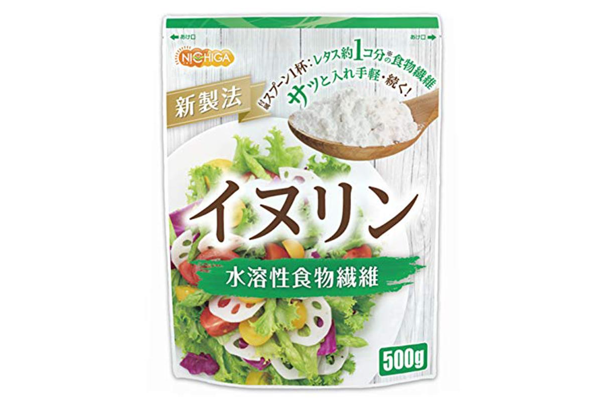 日本Garlic NICHIGA 菊糖水溶性膳食纖維