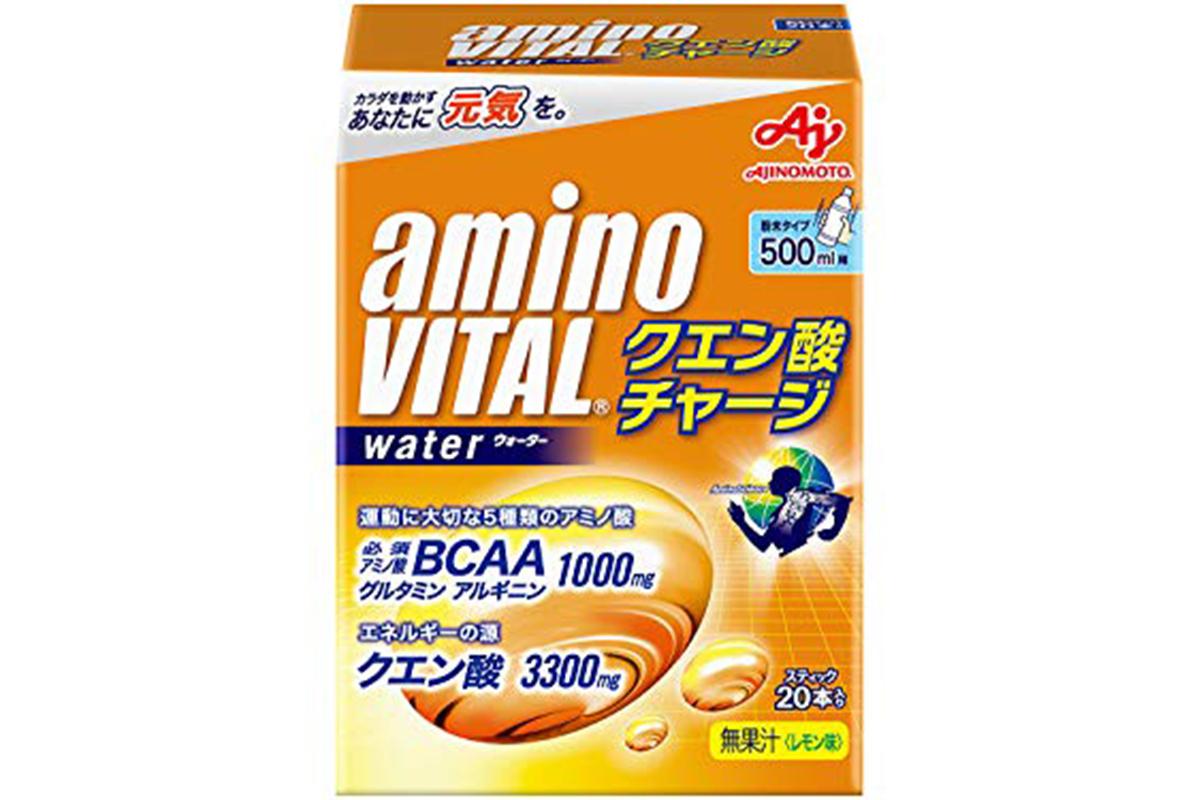 味之素KK AminoVital 檸檬酸補充液