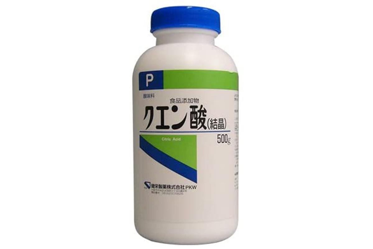 健榮製藥 檸檬酸