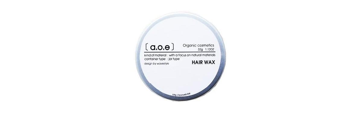 A.o.e organic cosmetics Hair wax organic(022)