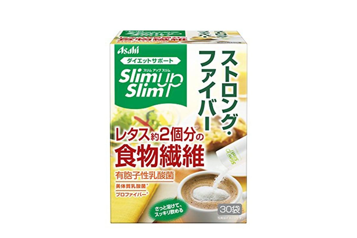 Asahi group食品 Slim Up Slim Strong Fiber