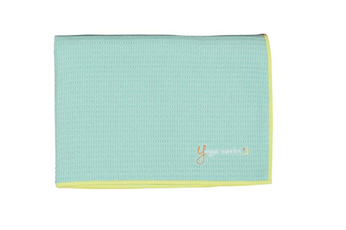 Yoga works 鬆餅織瑜珈鋪巾