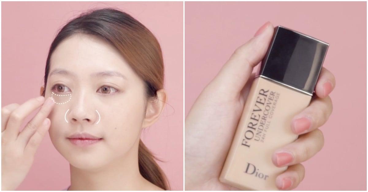 """好想试试""""韩式粉橘妆 """"但是好害怕变成泡泡眼?彩妆师教你这样画!"""