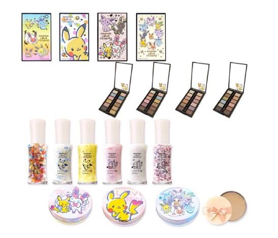 不能玩《Pokemon GO!》就买下神奇宝贝!日本药妆店联名推出皮卡丘小物