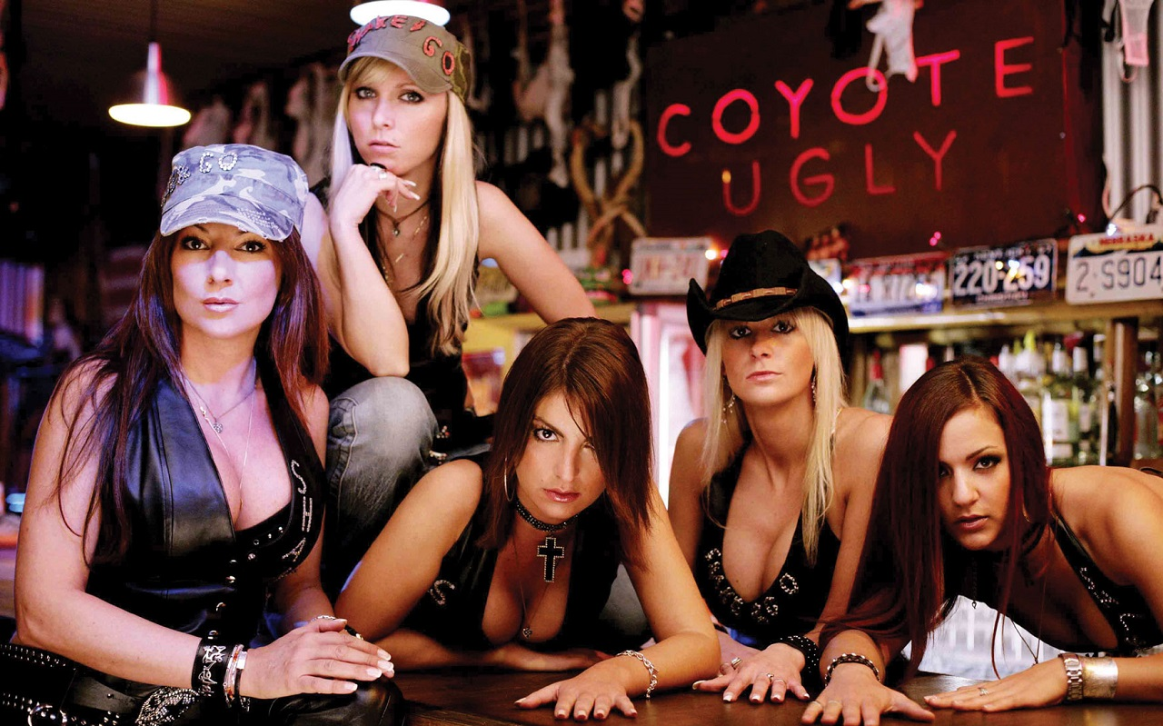 Coyote ugly nude pics, page
