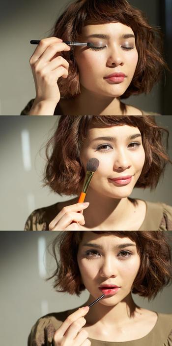 """30世代轻熟女的""""逆龄""""技巧!由内而外发光「看起来-5岁」的上妆法!"""