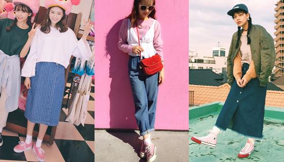 天啊!这双怎么有粉红色?!「神级球鞋」全面粉嫩化!荷包要大失血了啦!