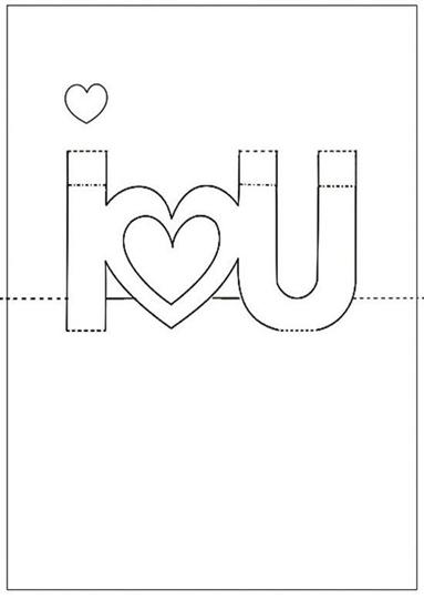 只要会缝钮釦&割纸就能完成-超用心手作卡片