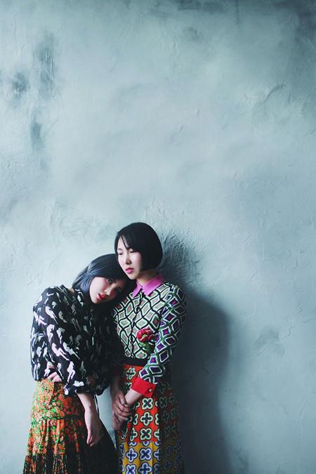 ELLE Hotlist 魏如萱V.S.王若琳 怪怪女孩惹人爱