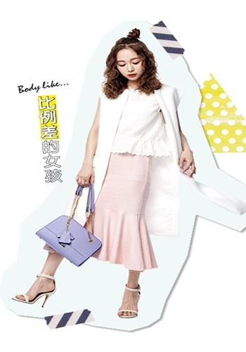 """春→夏的时髦""""下半身""""就买这8件!8单品 × 3体型的穿搭全解析"""