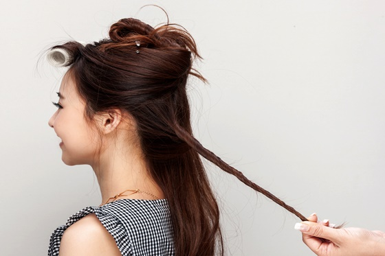 小清新VS名媛感 富家女HairStyle