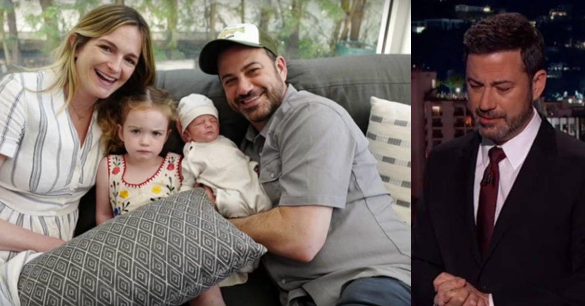 主持人Jimmy Kimmel灑下男兒淚!兒子一出生就被去動心臟手術的傷痛過程自白   名人娛樂