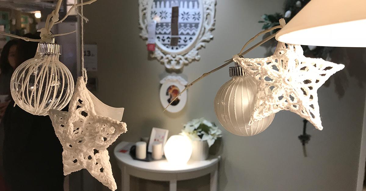 为什么IKEA的圣诞布置都那么美!?5大布置关键让你享有温馨圣诞节