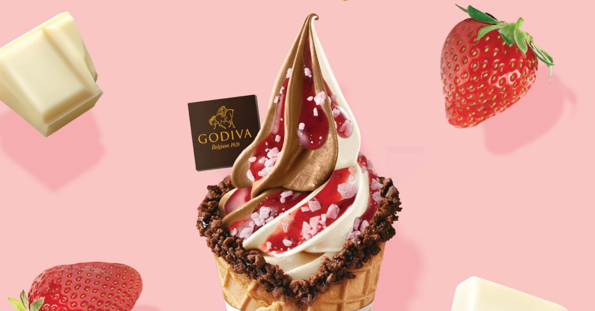 2018 GODIVA 美妙城市幻想曲,第二波夏日沁涼系列清新上市! 2018、GODIVA、Wonderful City Dreams、夏日沁涼、夏日系列
