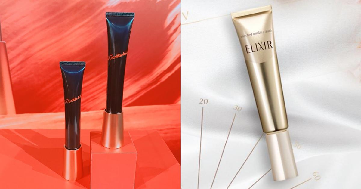 年卖出百万支、功效还获得官方认证!日本美妆圈讨论度最高的2款「抗皱霜」到底在夯什么?