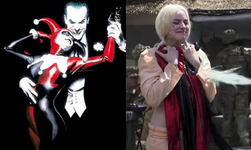 小丑女为爱自愿跳化学池?小丑情侣档的漫画vs.电影大对比