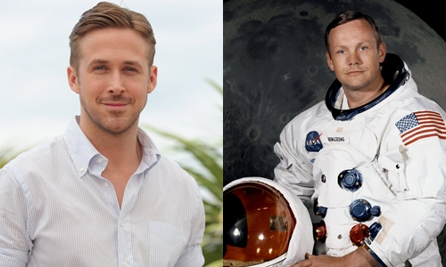 继《乐来越爱你》后又一大作!莱恩葛斯林将饰演登上月球第一人「阿姆斯壮」
