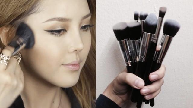美妆Weekly:好的美妆刷可以用上10年!彩妆师们买刷具时原来都是看__