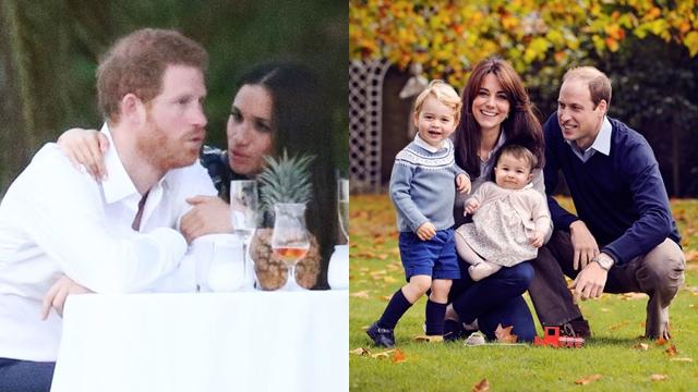 和梅根有谱了?哈利王子跟媒体透露想当爸的消息...