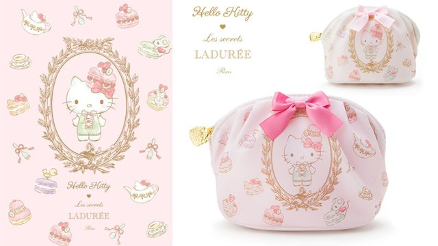 少女心又開始蠢蠢欲動惹!Hello Kitty夢幻聯名登場