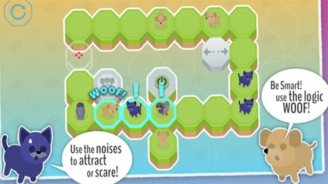 04/26限时免费App特辑:猫猫狗狗的叫声也能用来玩游戏?!