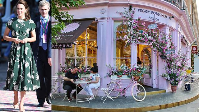 五月的伦敦好浪漫!「花界奥斯卡」雀儿喜花展让你看花、看名人
