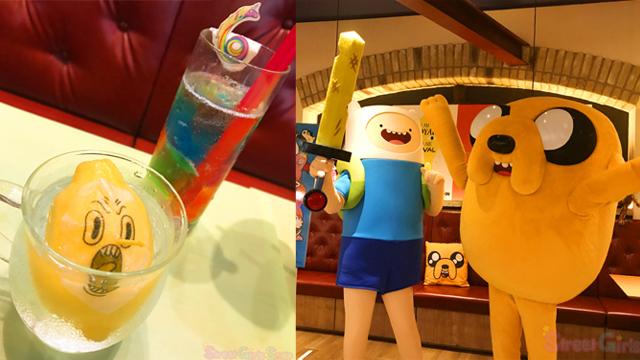 怎么没有老皮的销魂三明治啦!《探险活宝》日本放送5週年纪念咖啡厅第3弹
