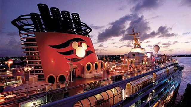 迪士尼控全体注意!超豪华邮轮带你进入梦幻国度!