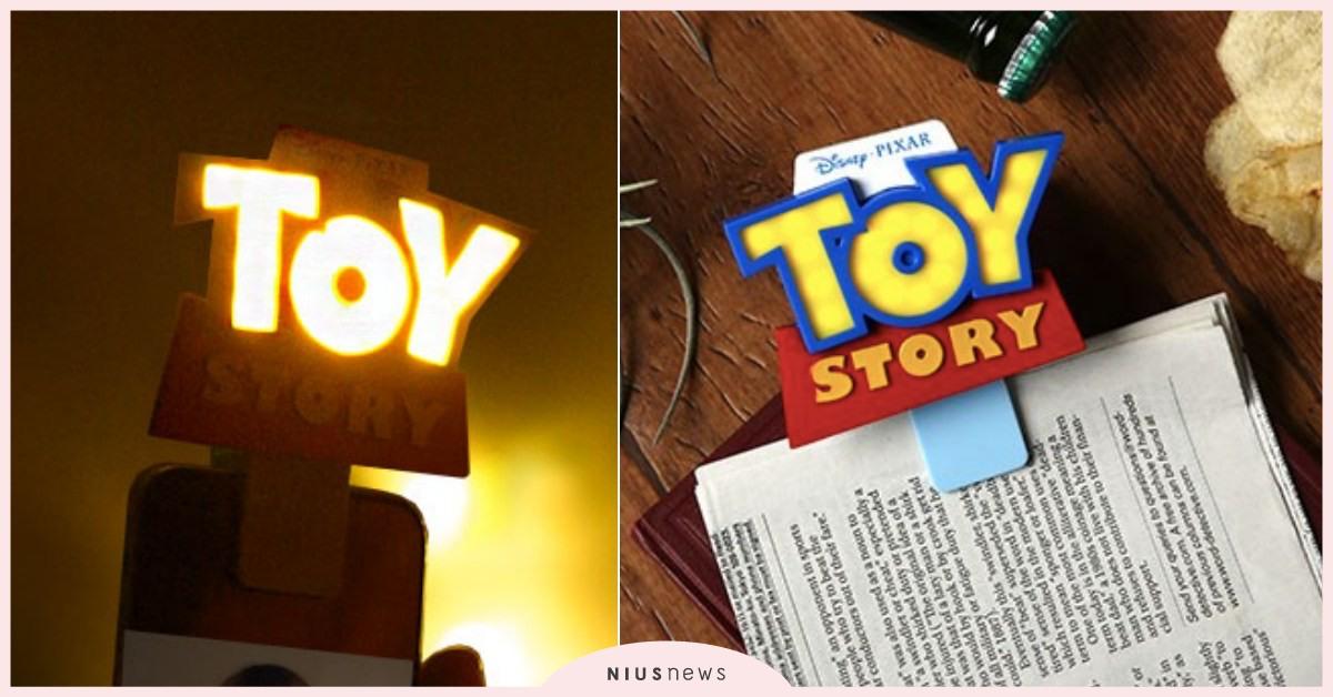 《玩具总动员》补光灯还能拆下变摆饰!「TOY STORY」经典造型勾起粉丝回忆
